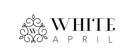 white april logo